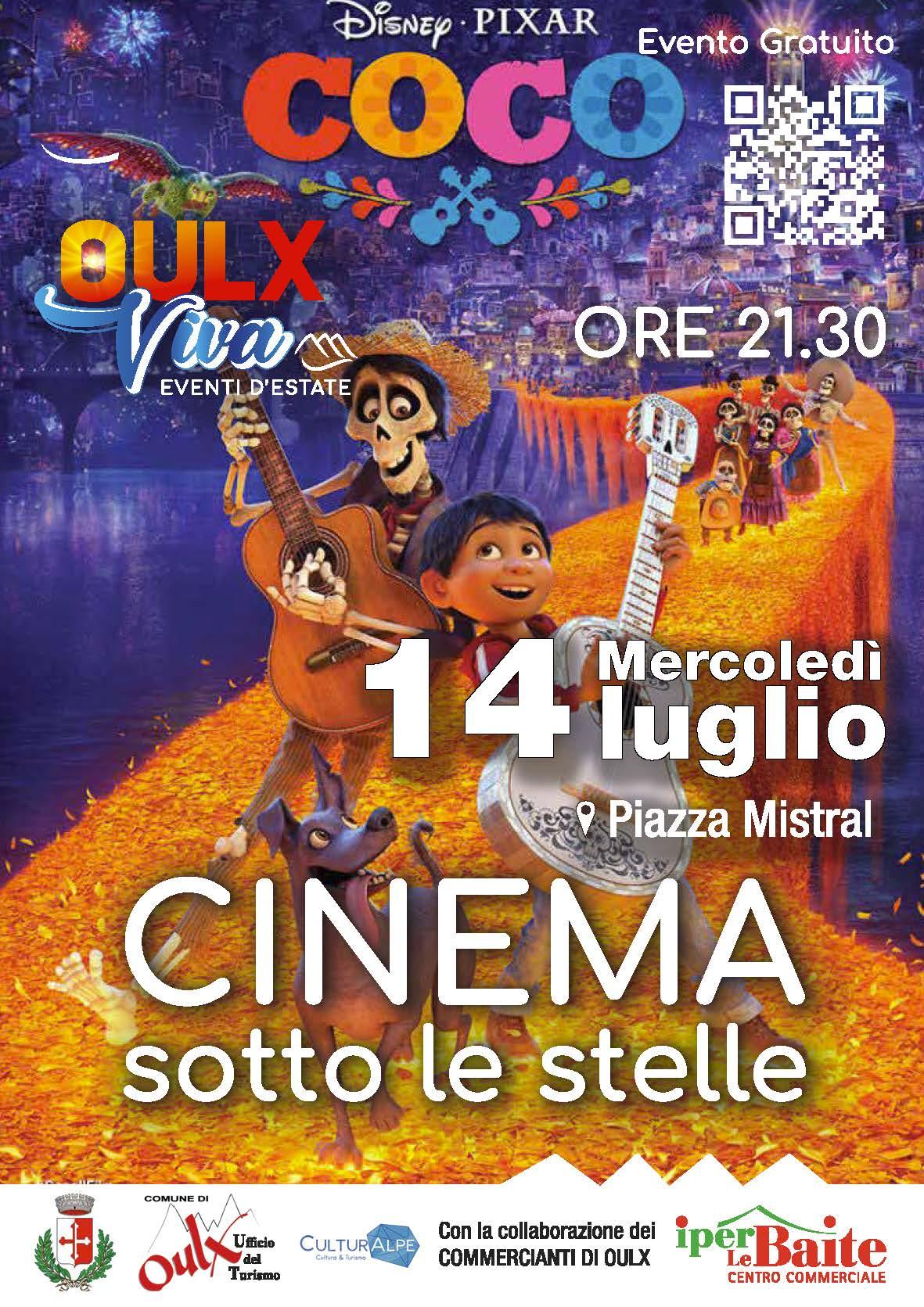 Cinema sotto le stelle -