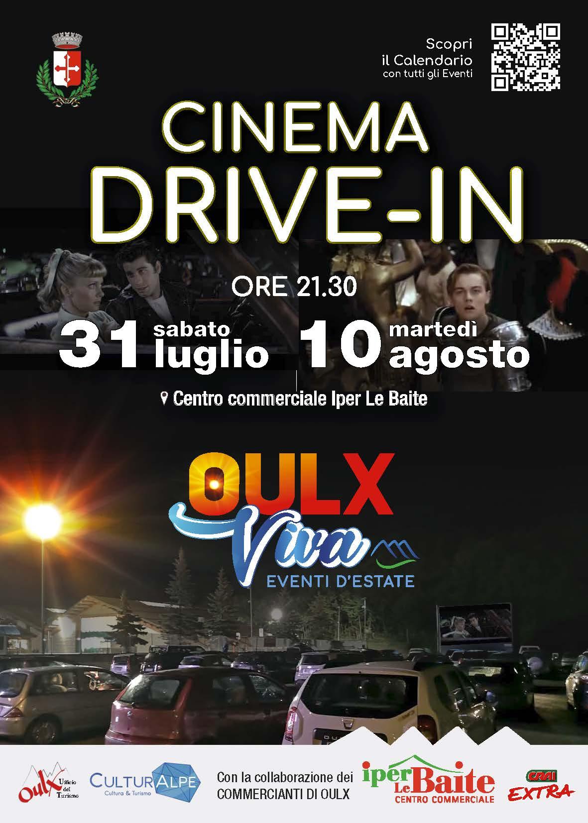 Cinema drive-in -
